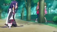 Ellen y Hummy descubren a Hibiki y Kanande