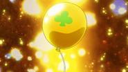 Rosetta Balloon aparece