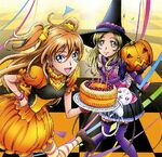 Halloween Hibiki, Kanade and Hummy