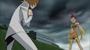 Itsuki trata de proteger a Potpourri