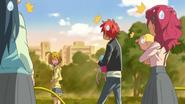 HuPC05.41-Homare está avergonzada de que todos la llamen Homare-chan