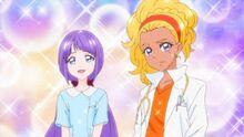 STPC18 Terumi has Madoka and Elena be her models