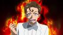 Kimimaro considering Haruka a bad influence