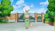 Mitsuya esperando a que llegue su pedido