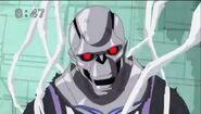 Verdadero Robot Moebius