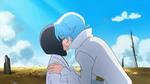Blue kisses Mirage