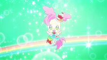 Cure kirarin transformation