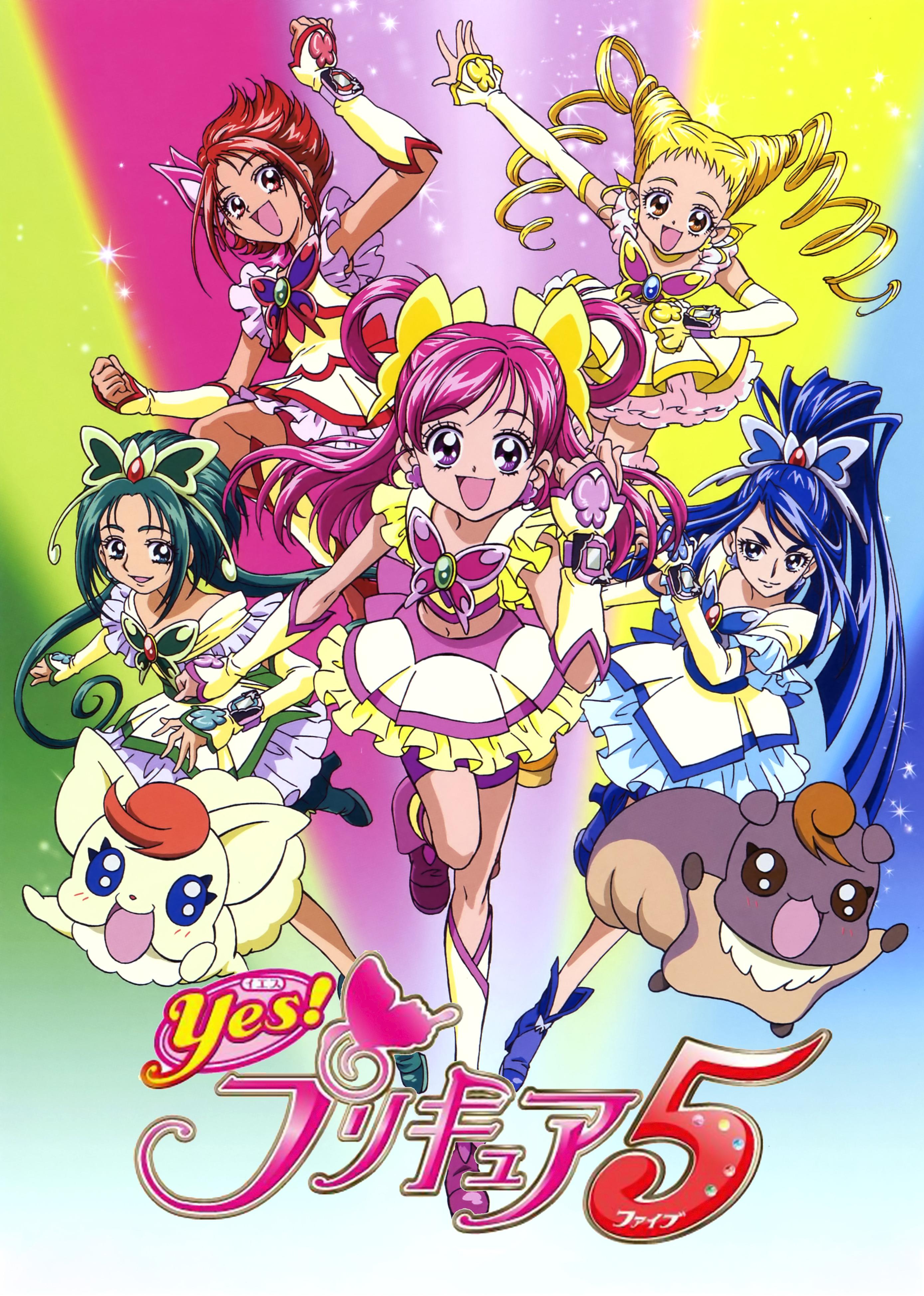 Episodios de Yes! Pretty Cure 5