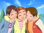 FwPCSS02 - Saki Yuuko and Hitomi