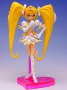 Super Silhouette Cure Sunshine cutie figure