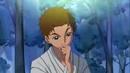 Yuuki pensando en Flora