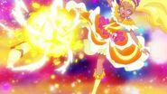 Disparo Solar de Libra Pretty Cure
