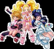 Perfil de Pretty Cure Max Heart