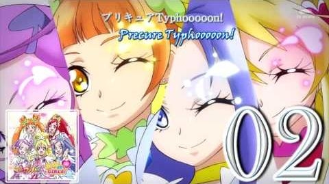 Dokidoki! Precure Vocal Album 1 Track02-0