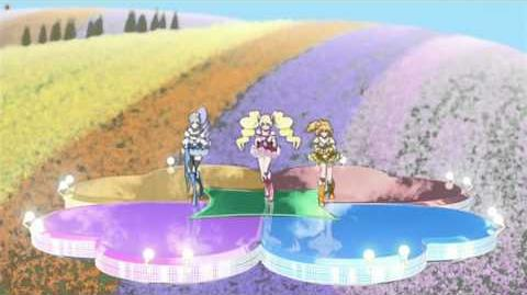 Fresh Pretty Cure! Ending 01
