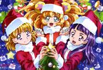 Mahou Tsukai Pretty Cure! Christmas visual