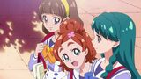 Miracle Go! Princess Pretty Cure Walking to school