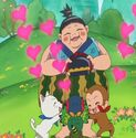 The real Urashima Taro appear