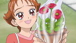YPC517 Rin gives flowres