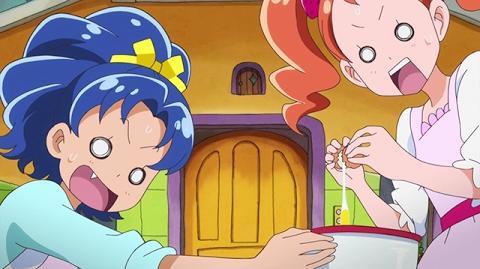 キラキラ☆プリキュアアラモード_第4話予告_「3人そろってレッツ・ラ・まぜまぜ!」