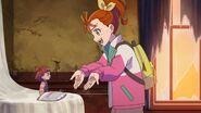 TRPC19 Manatsu hopes the doll enjoys the Tropical Melon Bread