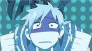 Westar after Miki, Sestuna and Inori transformed on him