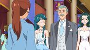 54. Los padres de Minami conversando con Azuka