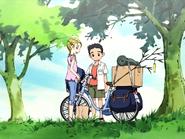 Hikari agradece daiki