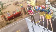 Pretty Cure del Oeste dos