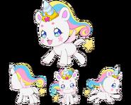 Unicorn Fuwa Profile Toei