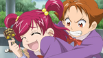 YPC505 Nozomi stole Rin's youkan
