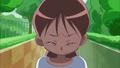 Nanami deprimida por los problemas que esta pasando