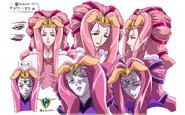 YPC5GG movie-BD art gallery-11-Queen Dessert expressions