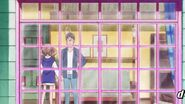 Hinata admirando al padre de Nodoka