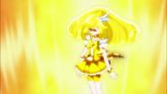 Peace aura amarilla