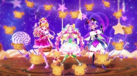 1080p Maho Girls Pretty Cure! Ending 2 October