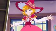 Mirai in her school uniform.png