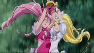 Melody y Rhitym van a pelear con el Negatone