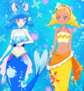 STPC27 - Elena y Yuni ahora son sirenas