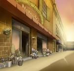 YPC513 Fleuriste Natsuki sunset