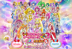 Precure All Stars New Stage 3 - Offical Wallpaper