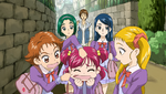 Rin scolding Nozomi