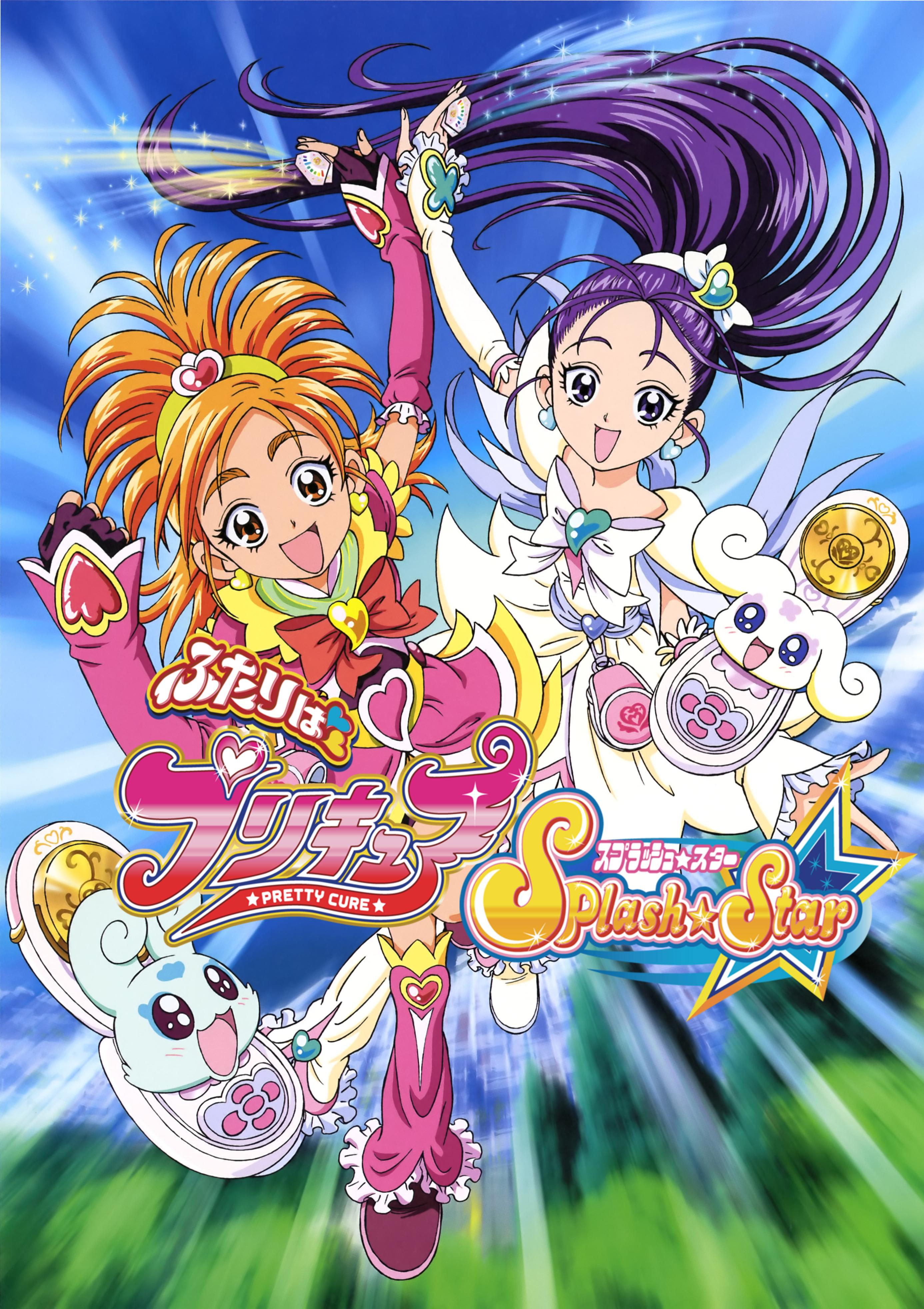 Episodios de Pretty Cure Splash Star