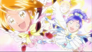 Rainbow Pretty Cure Max Heart