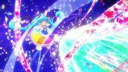 Salpicadura Arcoiris Pretty Cure