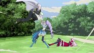 Berry and Passion fighting Westar