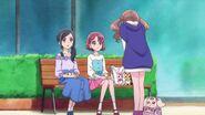 Hinata se disculpa por ser desconsiderada