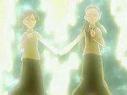 Michiru y Kaoru escudo