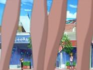 Nagisa honoka ven niño hikari a punto de encontrarse