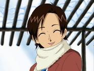 Fujip felicita navidad nagisa